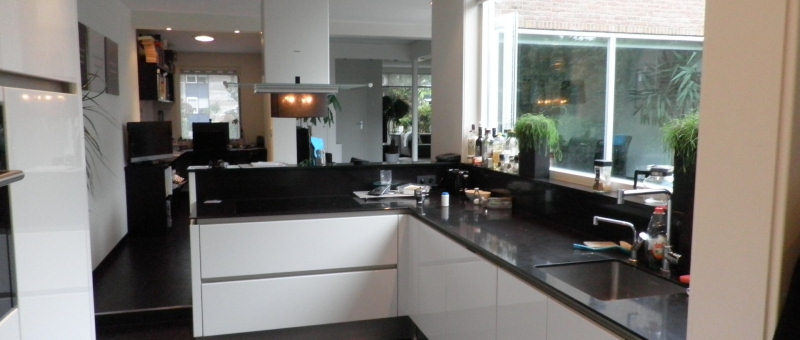 Voorbeelden aanbouw keuken – atumre.com